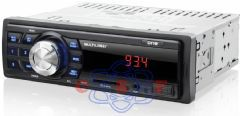 Auto Radio Mp3 Player Multilaser New One P3318 1 Din USB Sd Auxiliar Fm